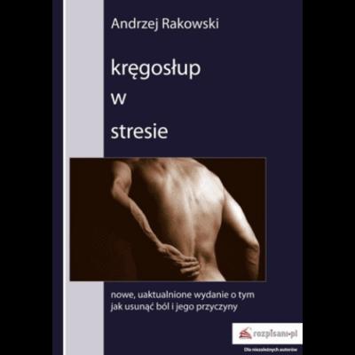 """Książka """"Kręgosłup w stresie"""""""